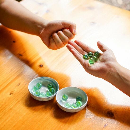 甜园 Tian Yuan推出鱿鱼游戏同款 弹珠挑战 Squid Game Marbles Guli
